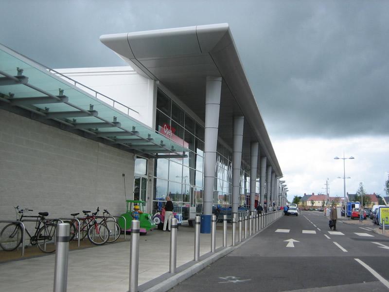 Retail Park - Shepton Mallet 1