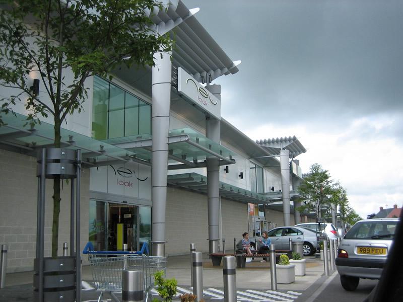 Retail Park - Shepton Mallet 2