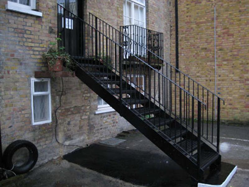 Staircase 19 - Fire Escape