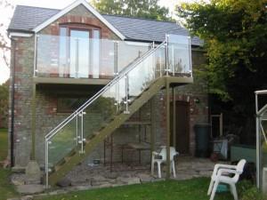 Staircase modular - 17a